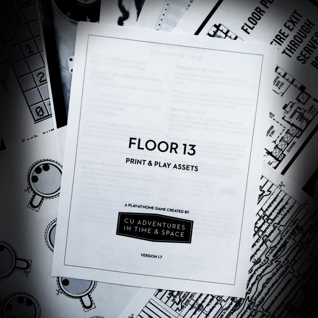 Floor 13 Product Page